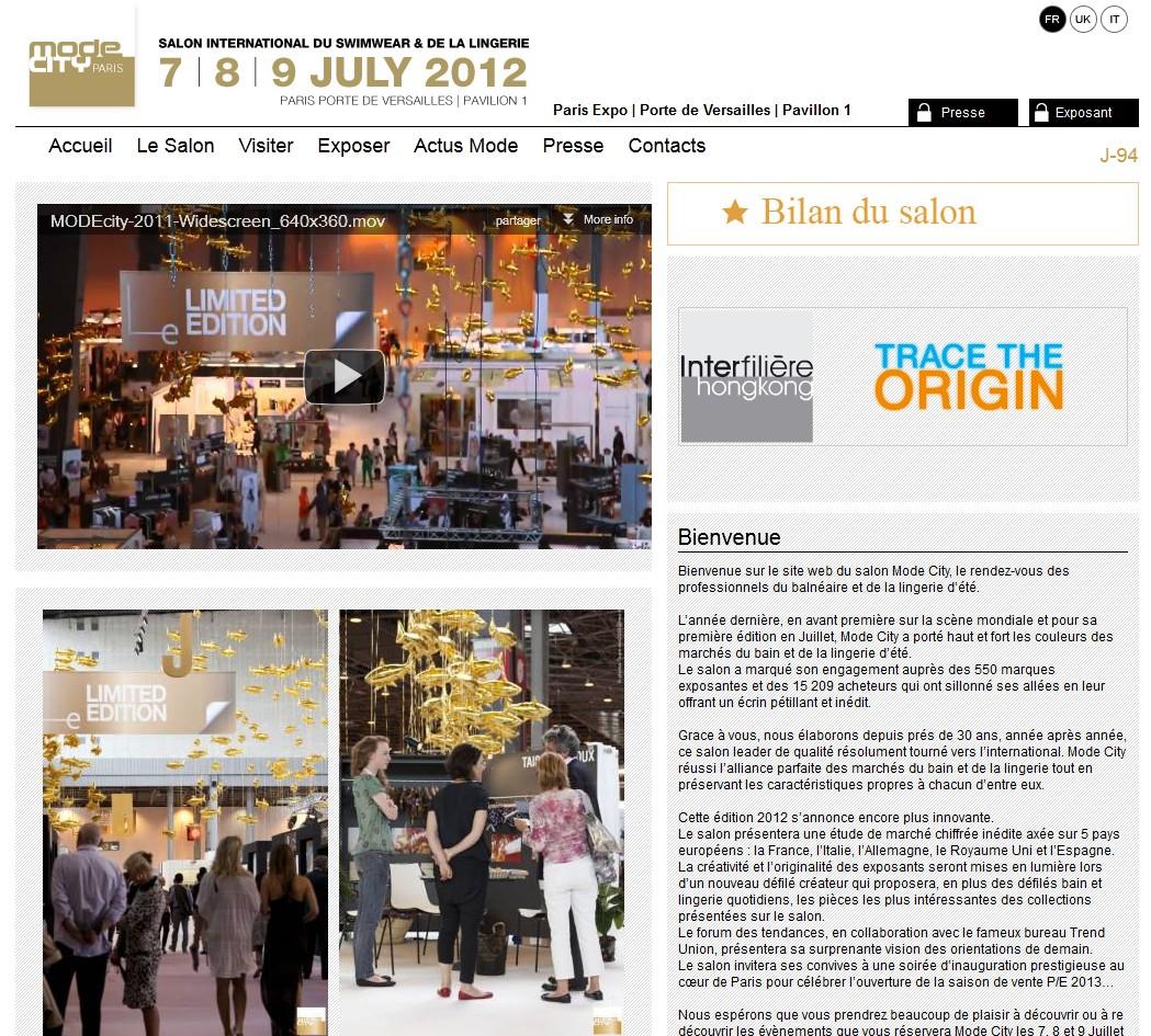 mode city juillet 2012