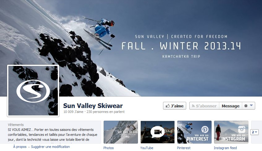 sun valley facebook