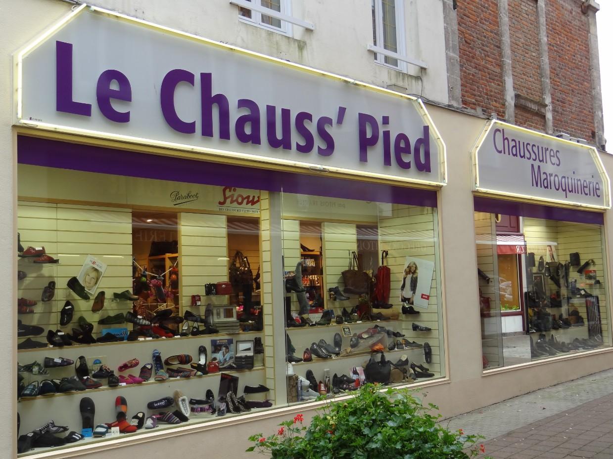 boutique chaussures le chauss'pied