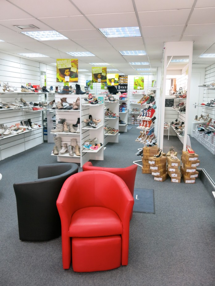 magasin chaussures arbell ayre sur la lys
