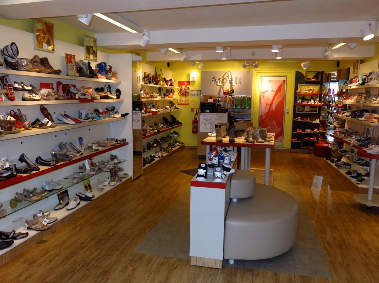 arbell chauss tex et paris chaussures dans le pas de calais vega stiac. Black Bedroom Furniture Sets. Home Design Ideas