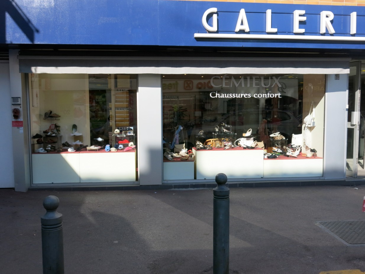 magasin chaussures cemieux confort