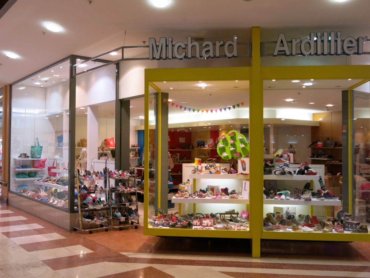 boutique chaussures michard ardillier