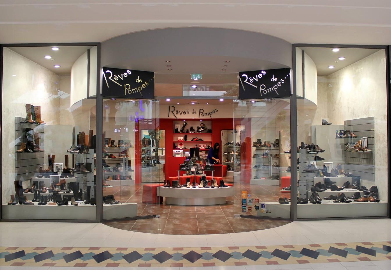 boutique chaussures reves de pompes