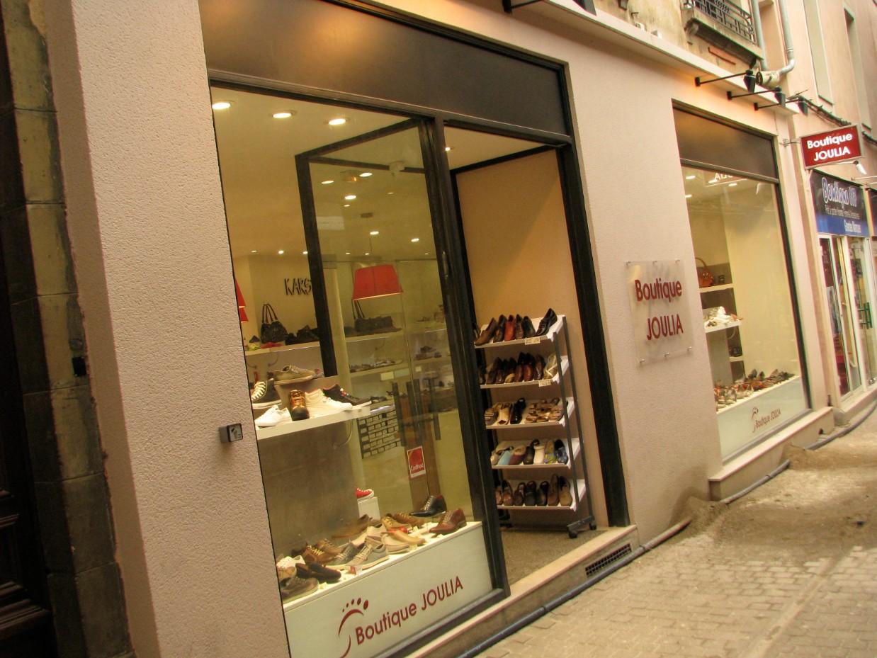 boutique joulia chaussures rodez