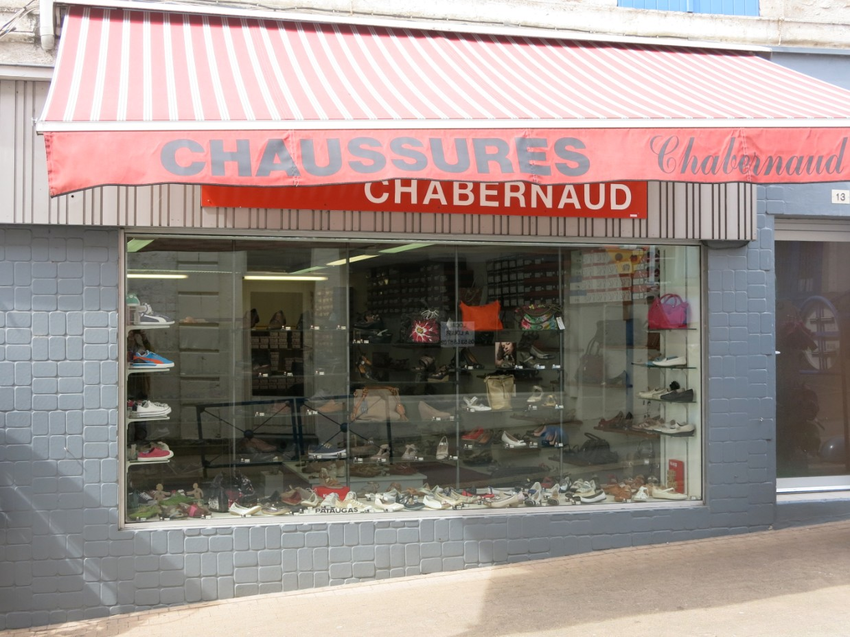 chaussures chabernaud nontron