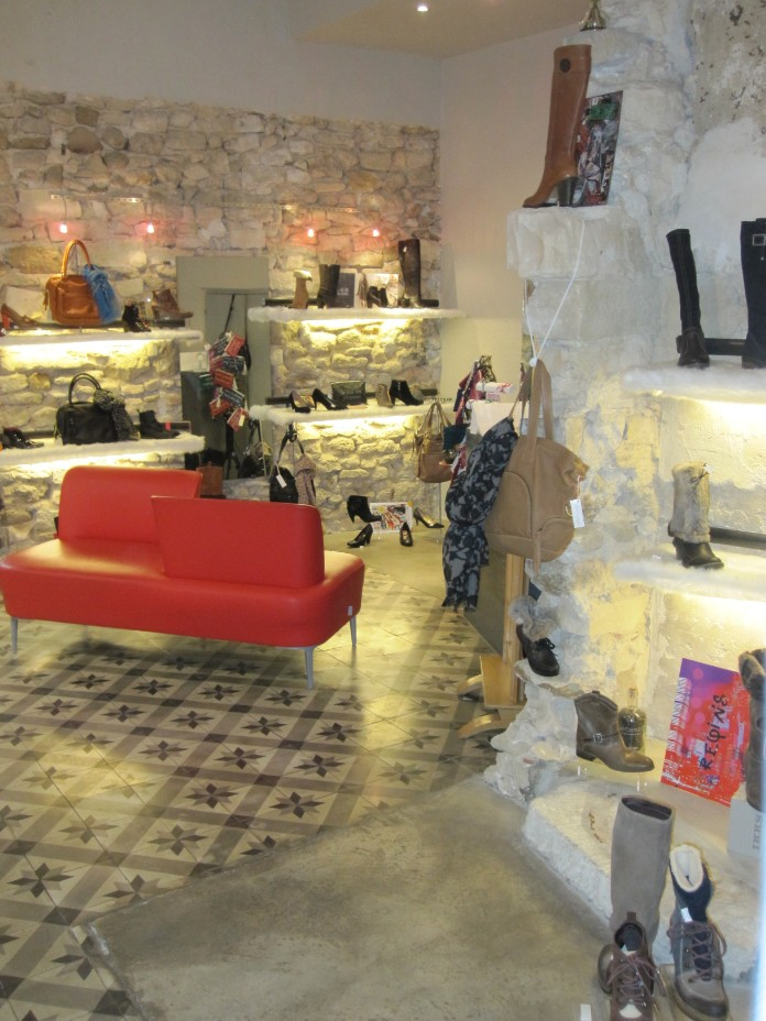 boutique chaussures perlinpinpin carpentras
