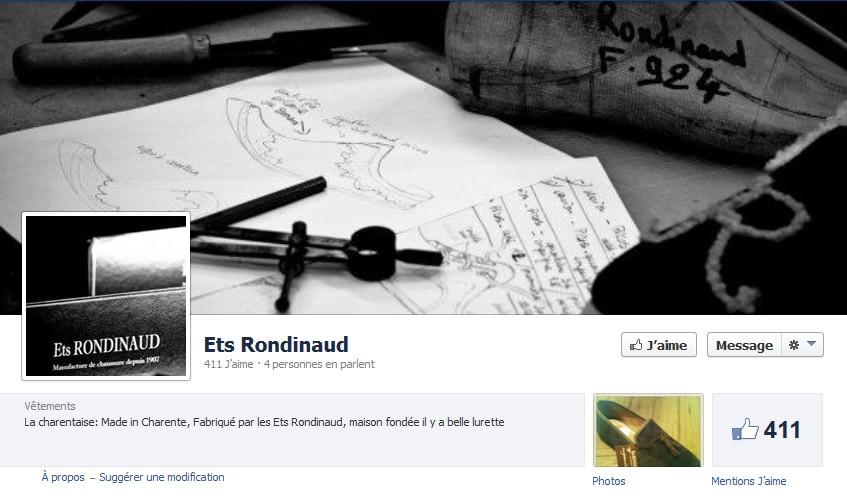 rondinaud facebook