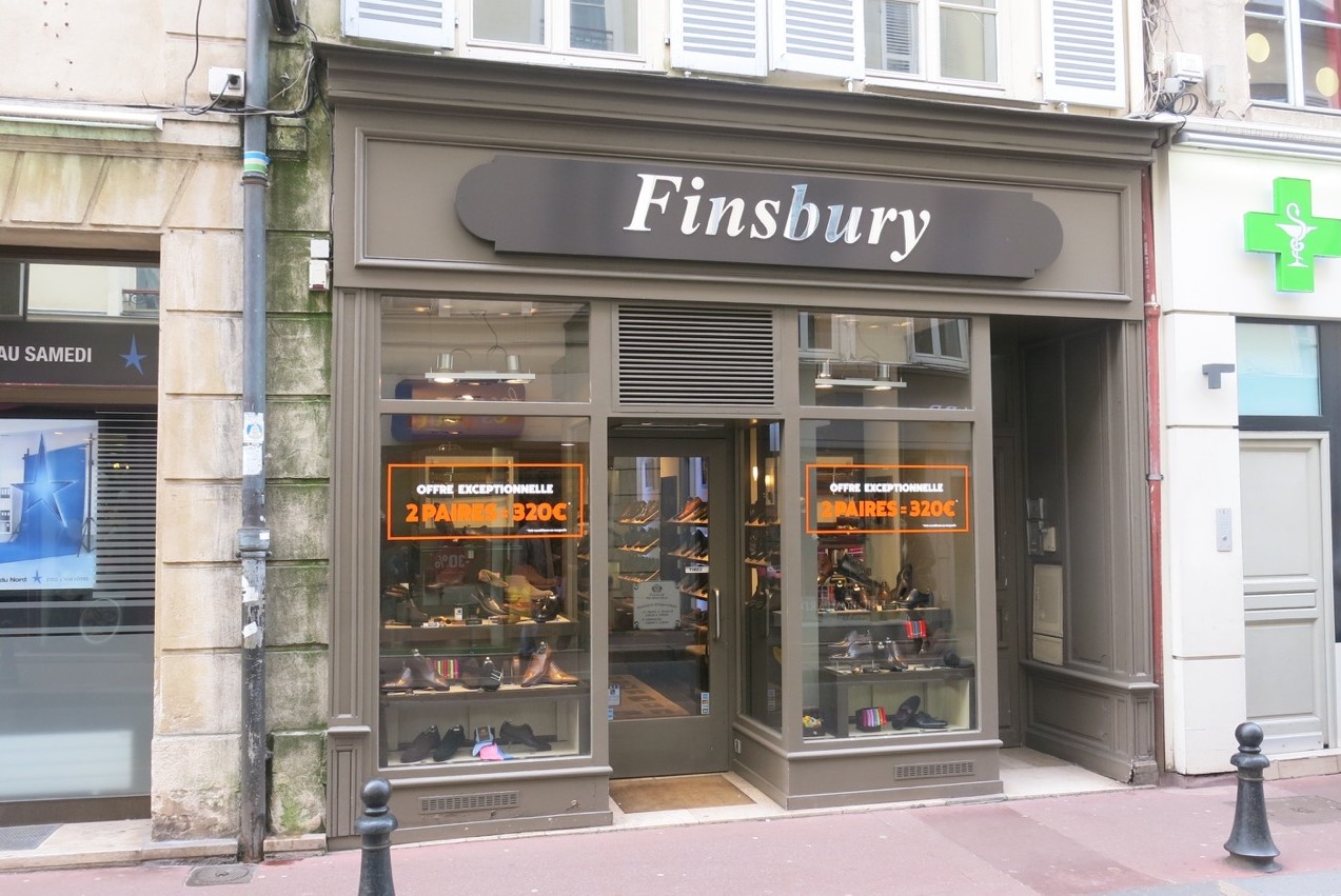 boutique finsbury saint germain en laye