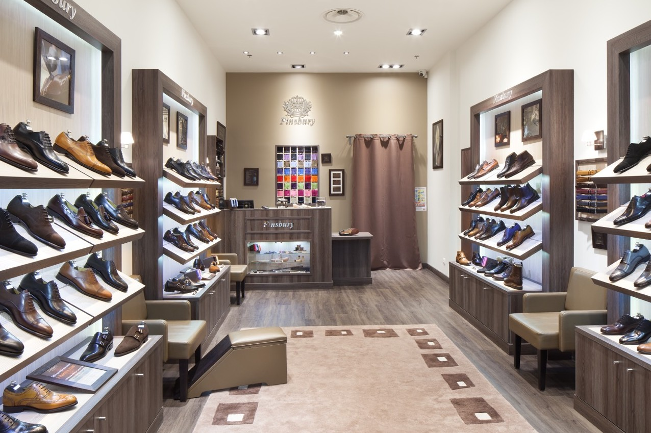chaussures finsbury velizy villacoublay