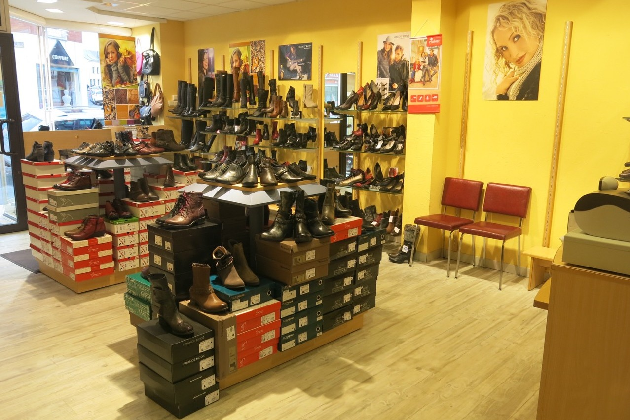 magasin chaussures lucas breteuil