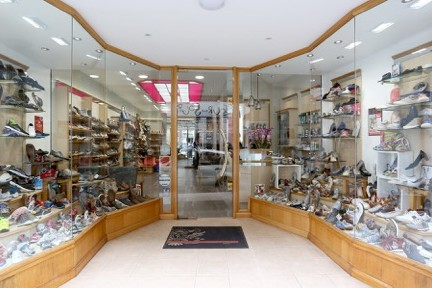 magasin chaussures jusselme