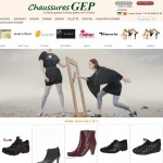 chaussures gep