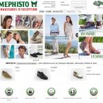 chaussure mephisto