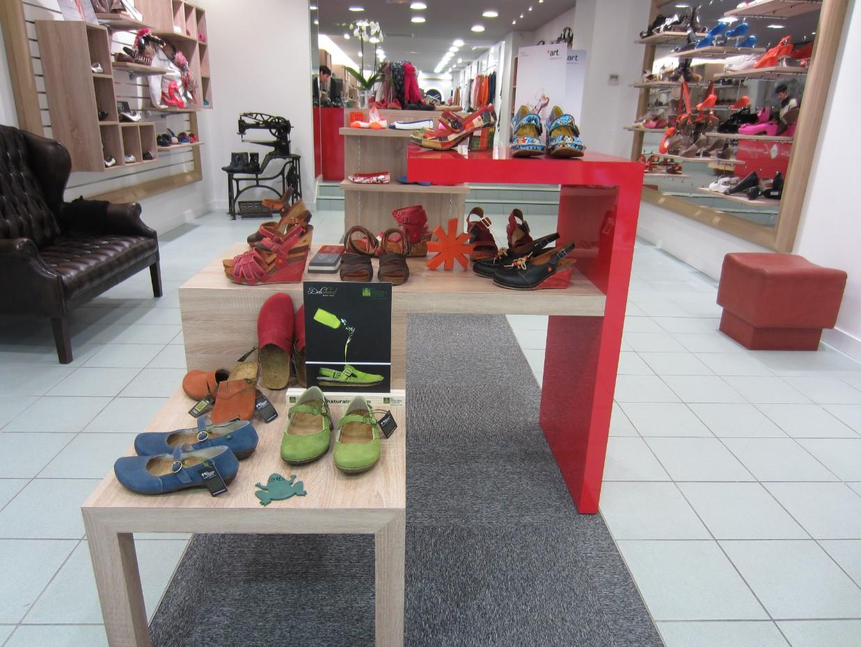 boutique chaussures souliers et compagnie