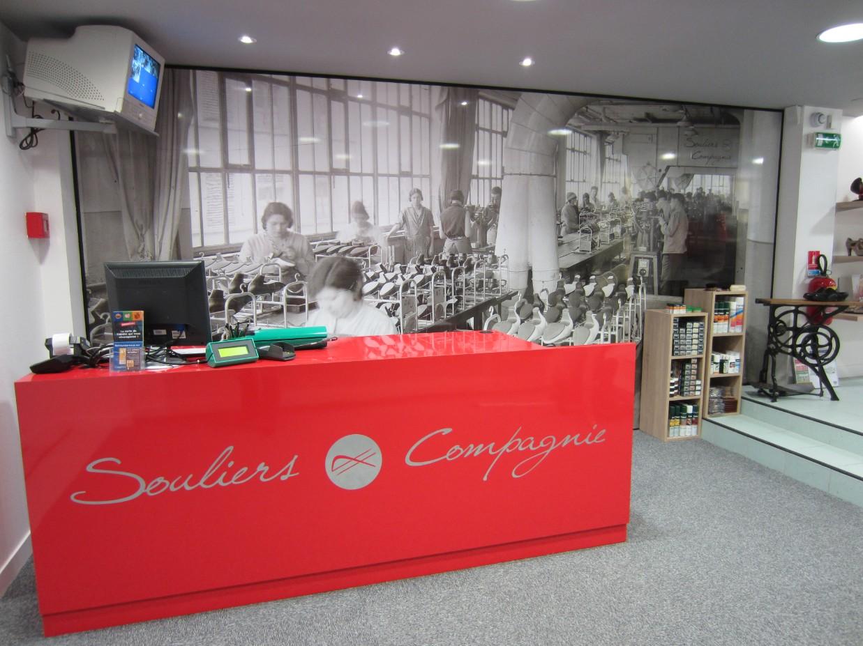 Souliers et Compagnie à Cherbourg (50)
