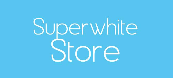 Superwhite store
