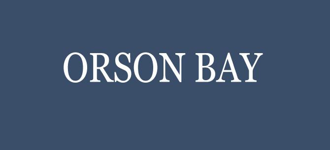 Orson Bay