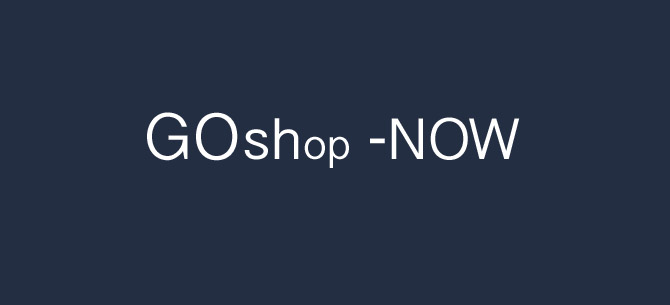 Goshop now