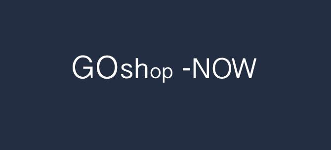 Goshop now