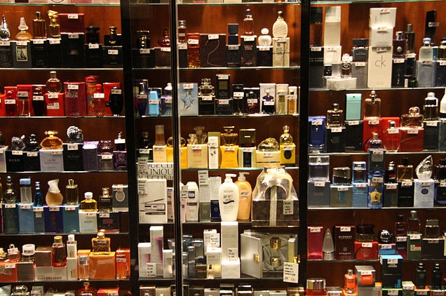 nomenclature parfumerie cosmetiques