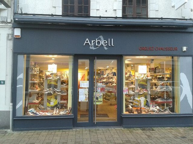 boutique chaussures arbell hesdin