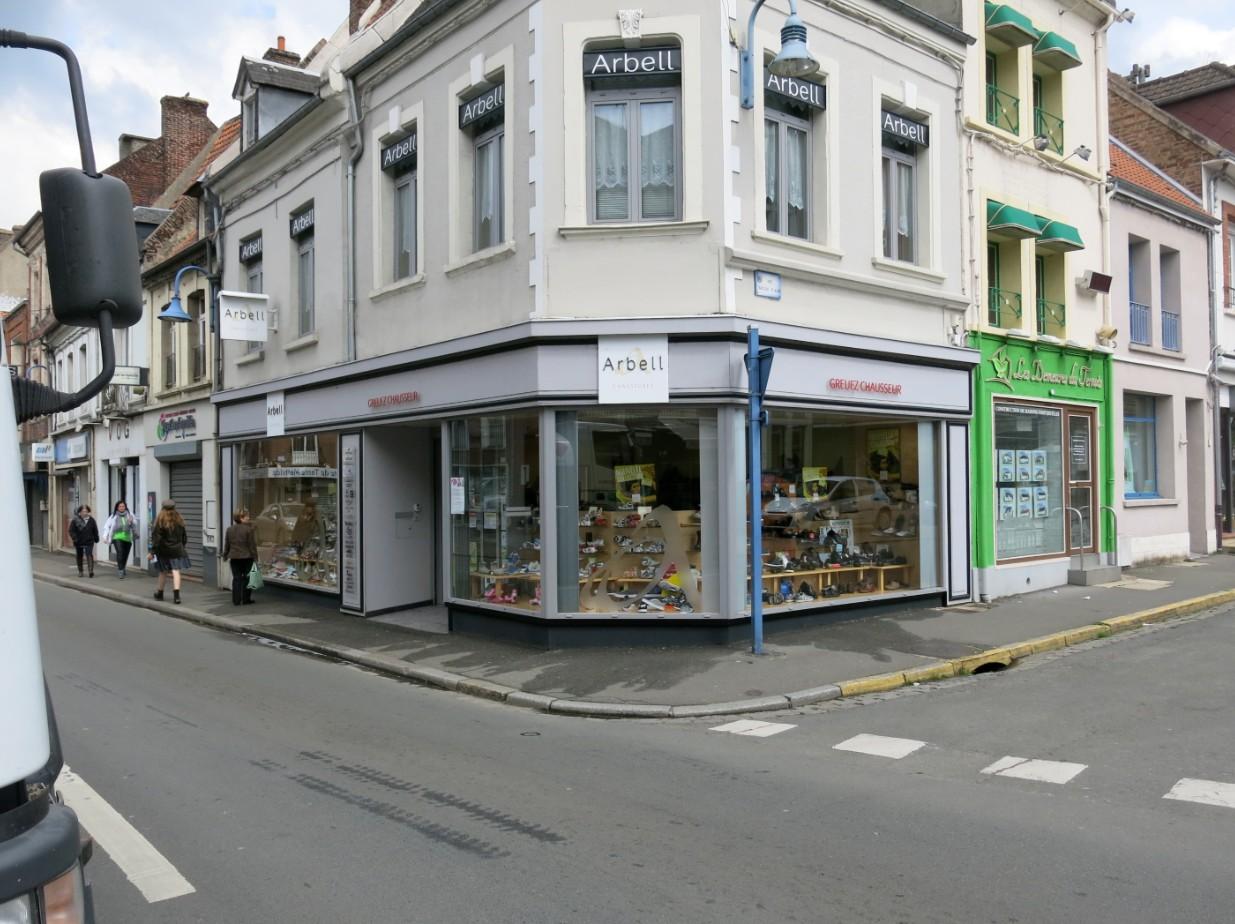 boutique chaussures arbell saint pol sur ternoise