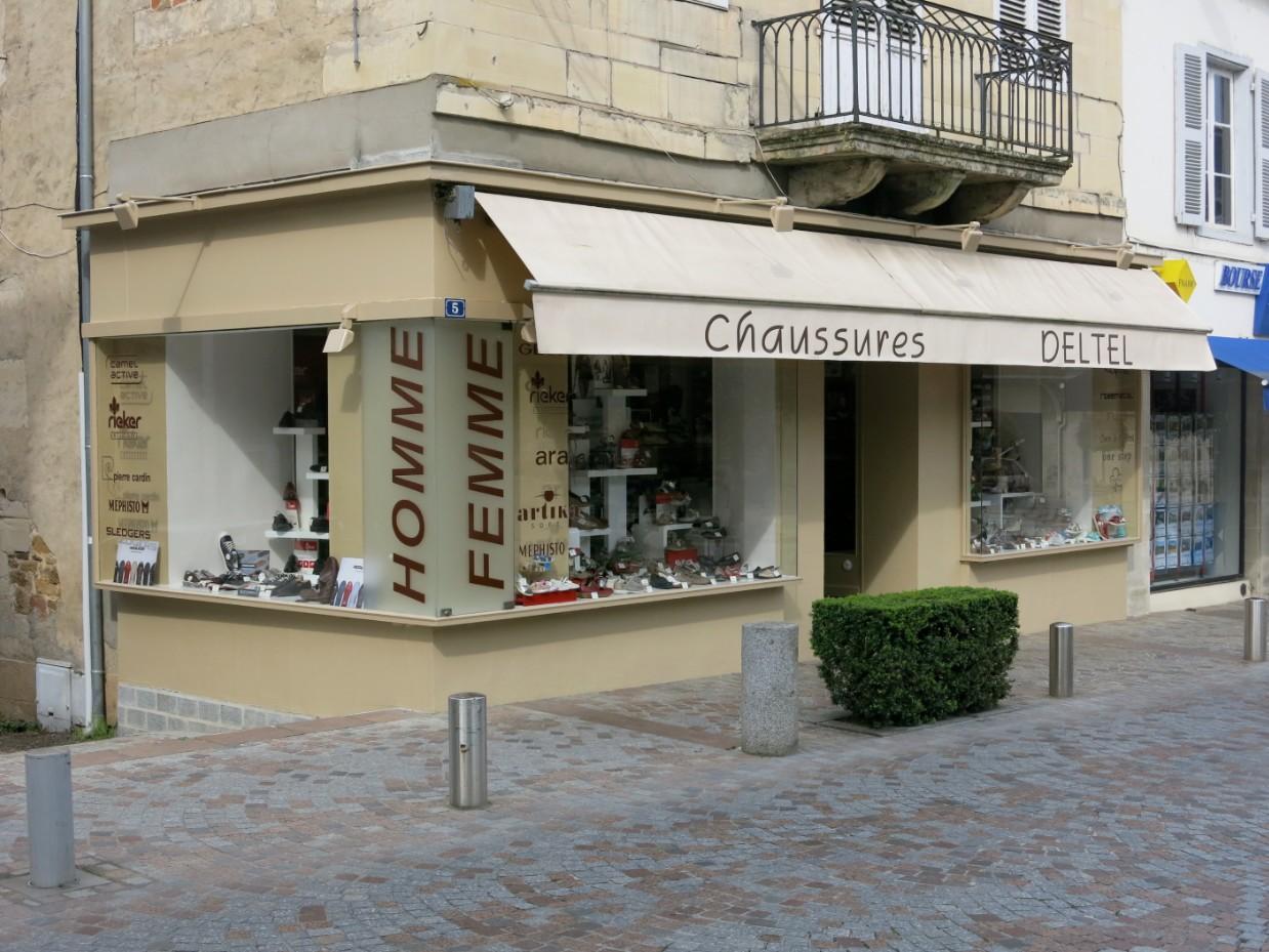 boutique chaussures deltel