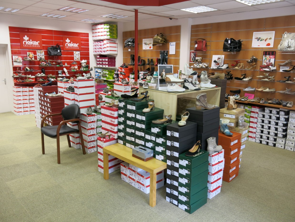 magasin chaussures deltel