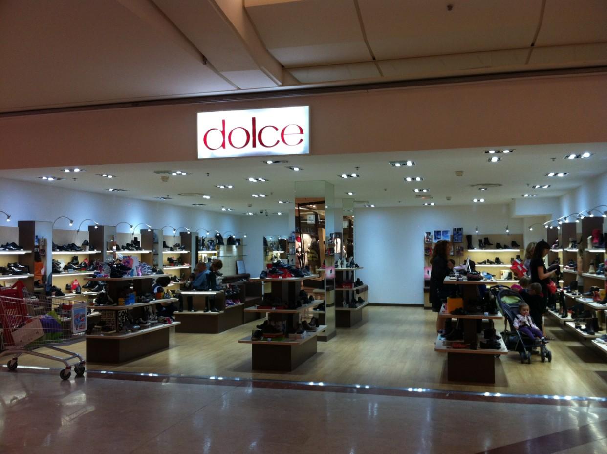 magasins de chaussures dolce