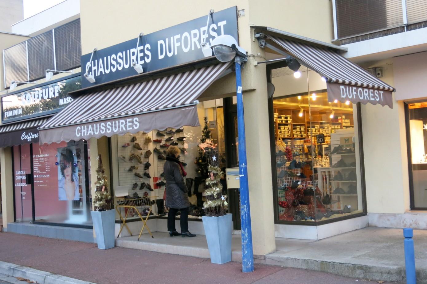 boutique chaussures duforest