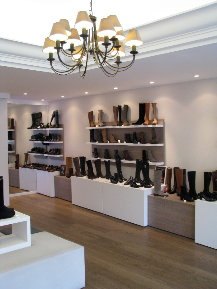 boutique chaussures extremites