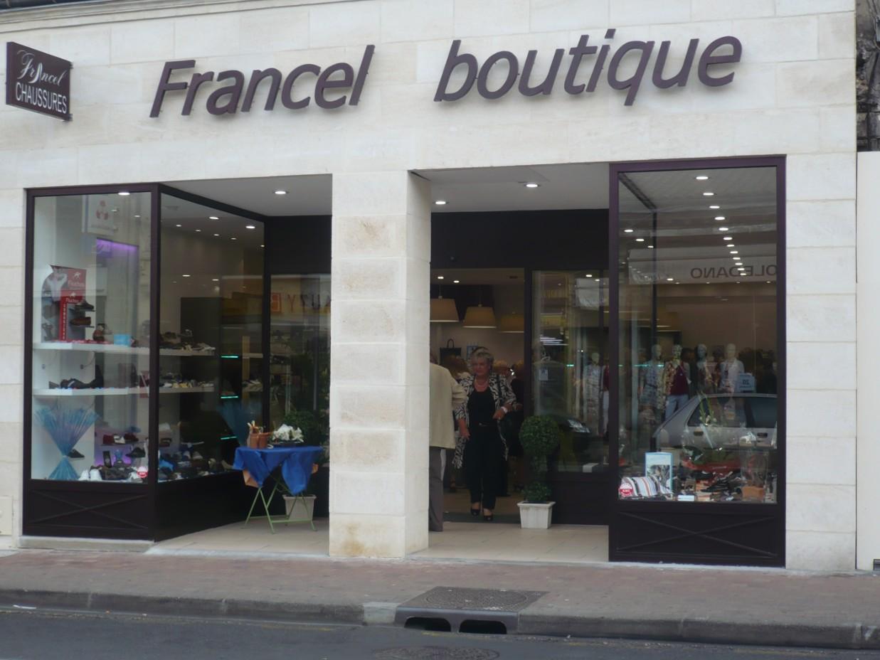 boutique chaussures francel