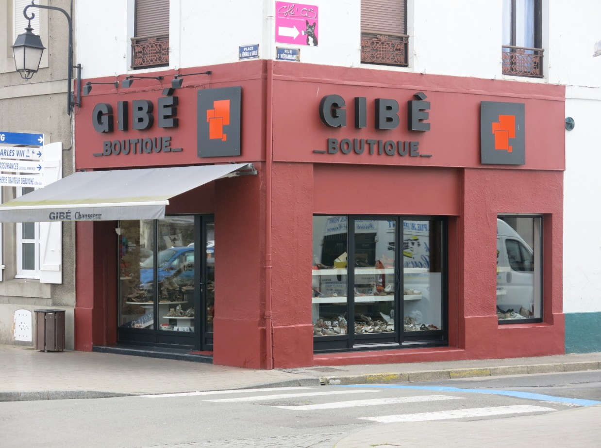 gibe boutique chaussures