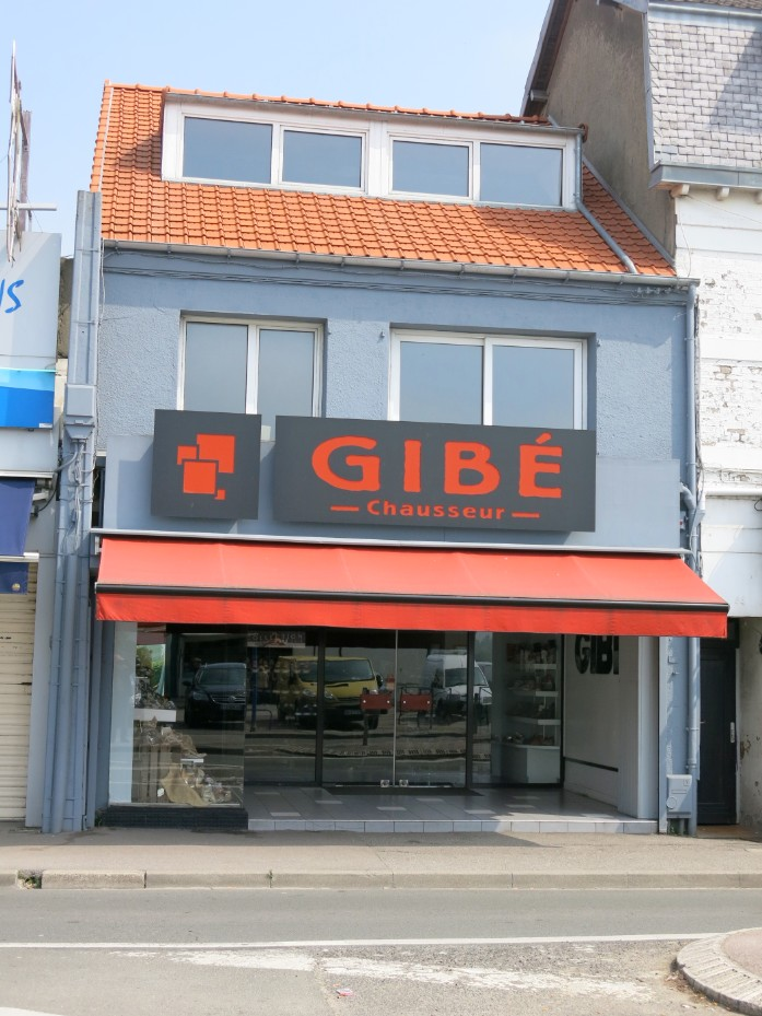 magasin gibe chausseur