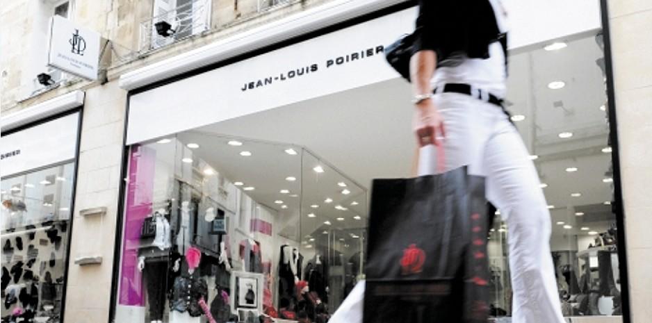 Les magasins de chaussures Jean-Louis Poirier