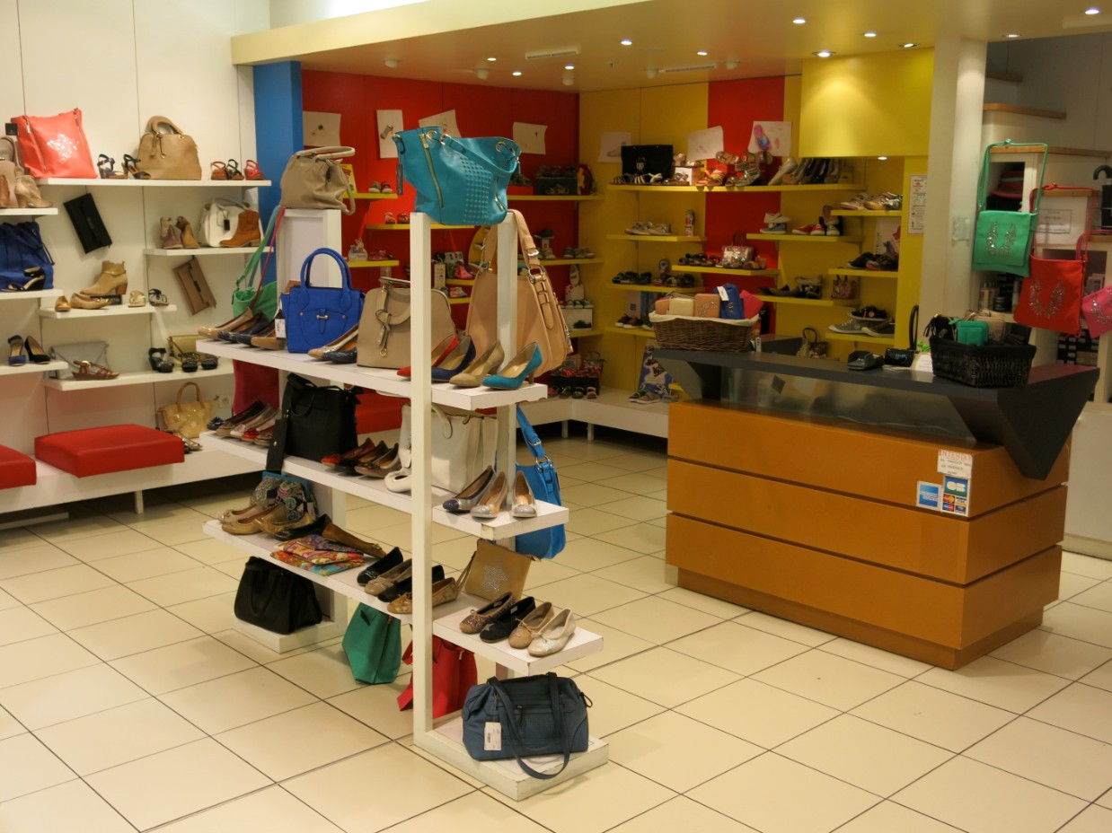 magasin chaussures michard ardillier