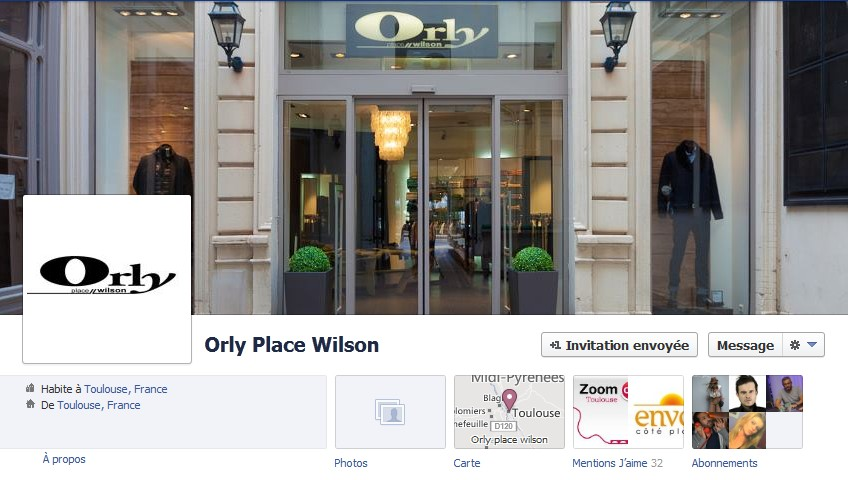 Boutique Orly Place Wilson à Toulouse