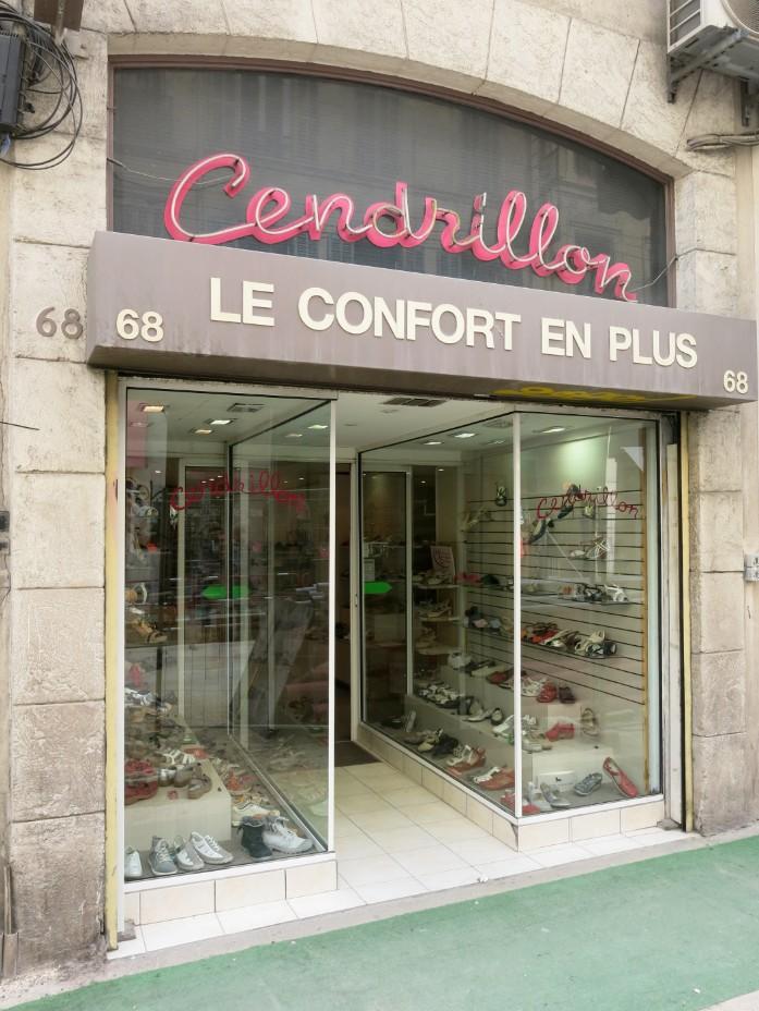 boutique chaussures cendrillon marseille