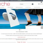 chaussures arche