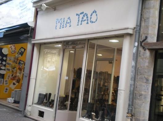 boutique de chaussures mia tao à lille