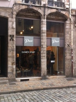 chaussures pao lille