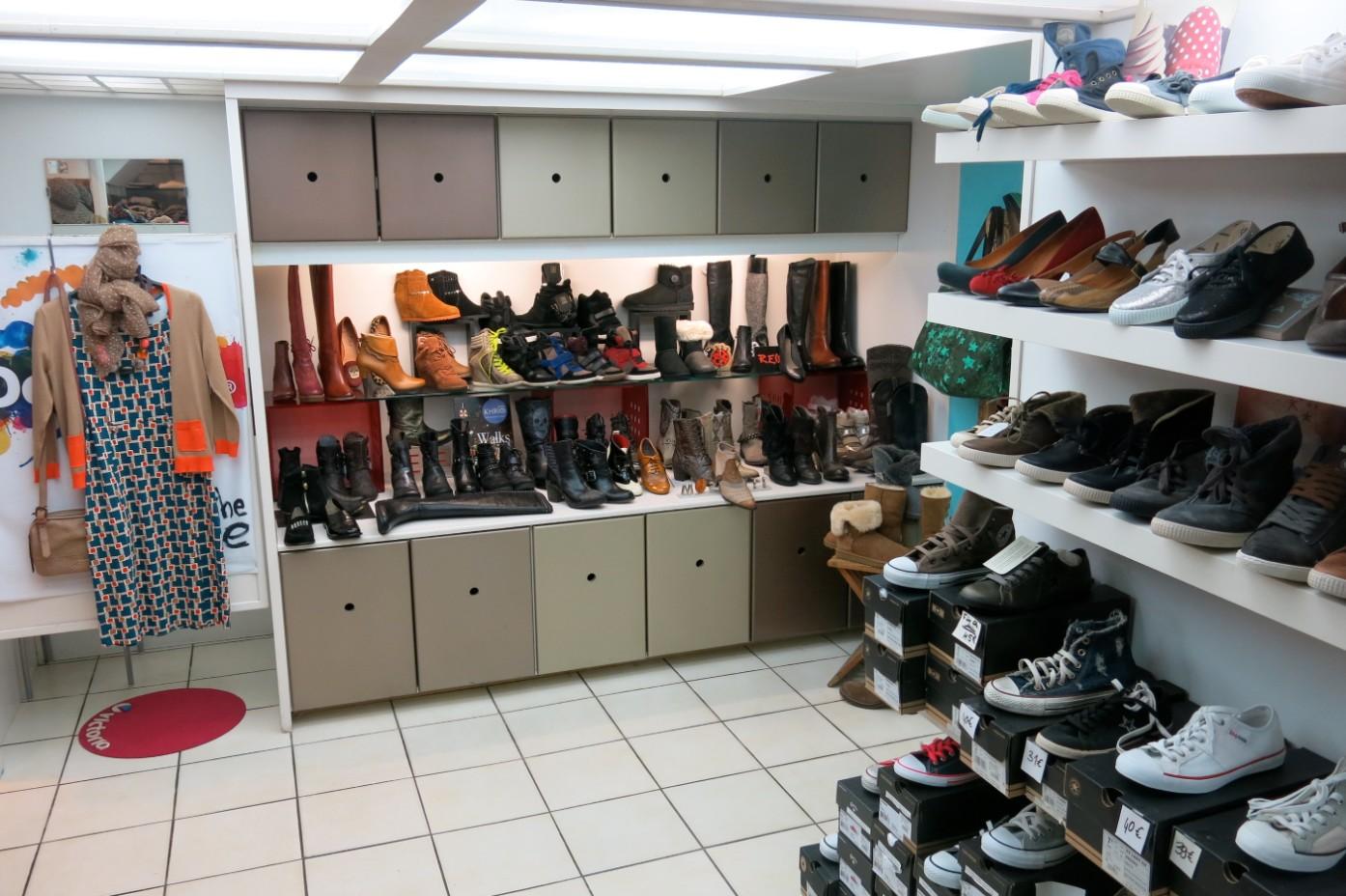 boutique chaussures annie paule