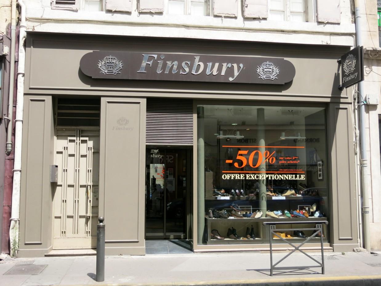 chaussures finsbury marseille