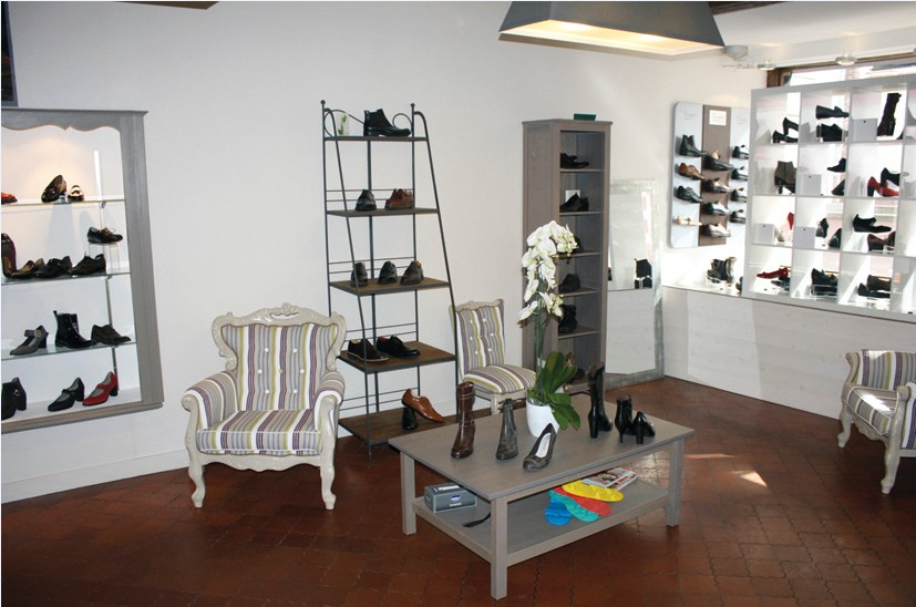 magasin chaussures ivan a chausseur