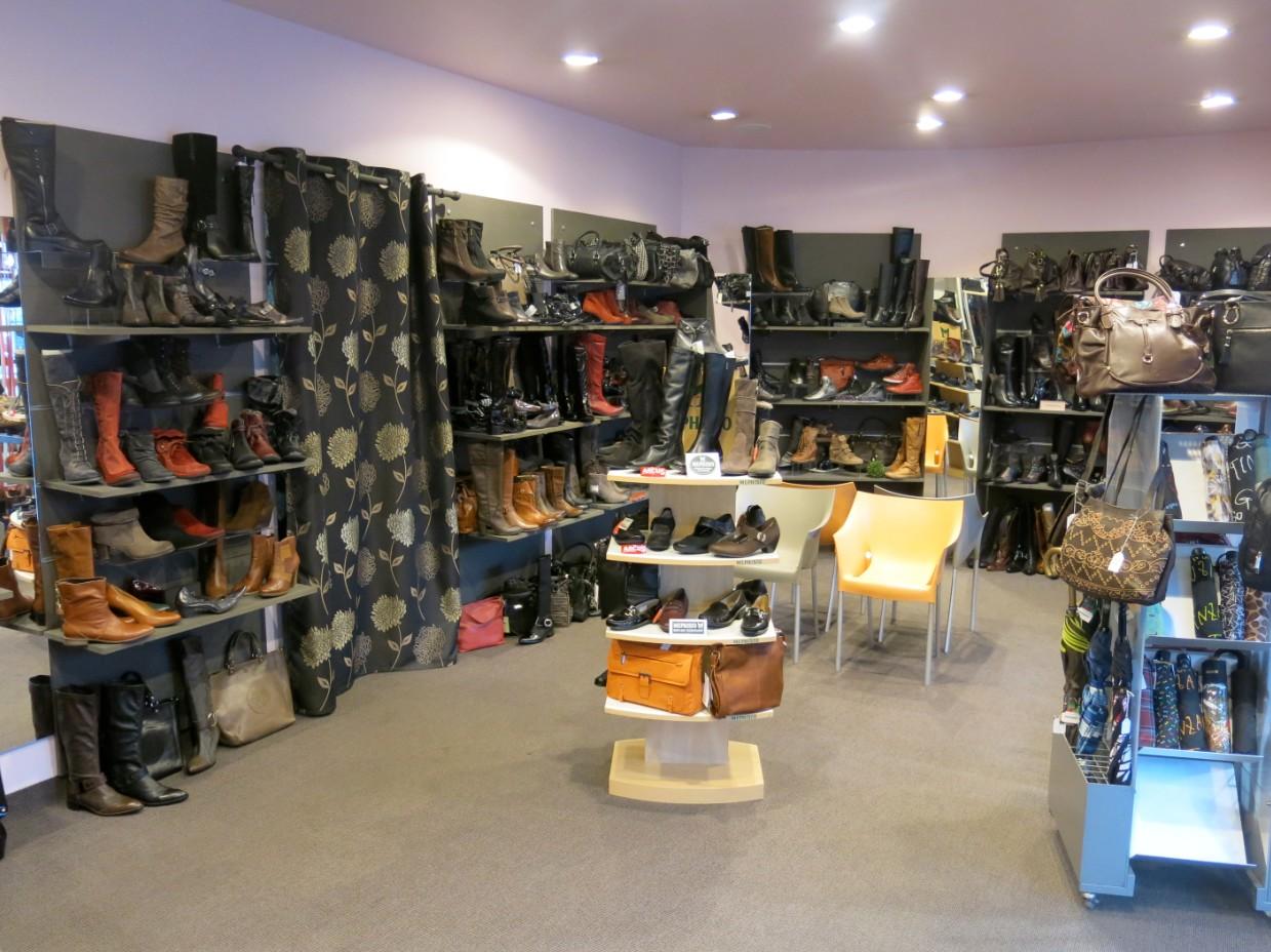 boutique chaussures l escarpin hirson