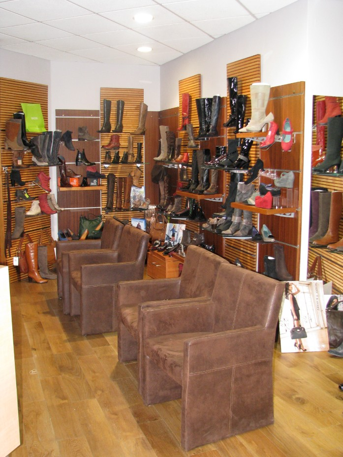 magasin chaussures l escarpin fourmies