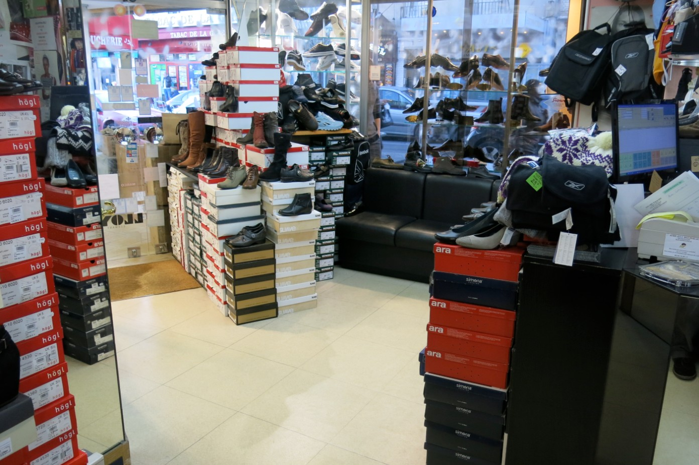 magasin chaussures alan chausseur
