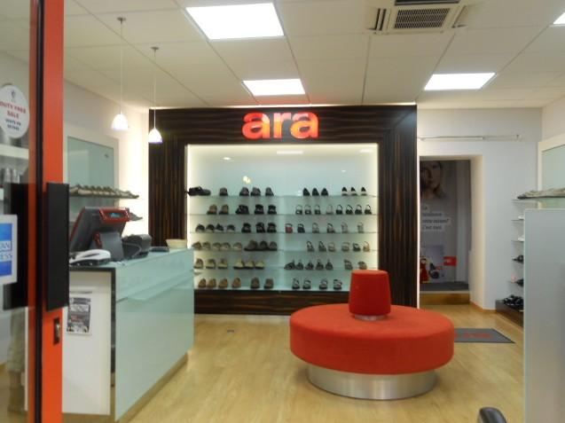 boutique chaussures ara dijon