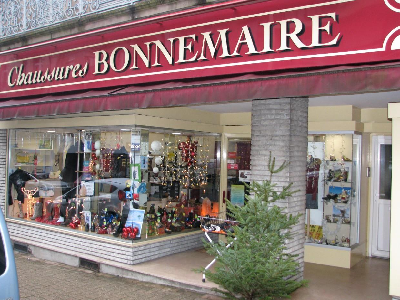 magasin chaussures bonnemaire
